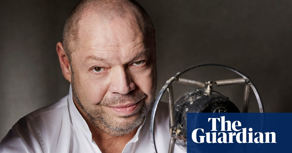 Thomas Quasthoff: 'From birth, my mum felt guilty. I had to show her I made the best of my life'