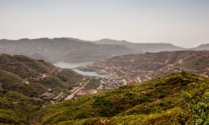 HCC claim that 80% of Lavasa's population will be able to access the town centere with a 15-minute walk.