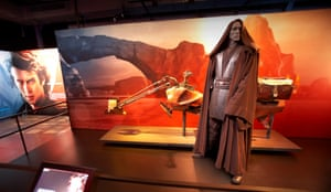 Moody … trace the development of troubled Anakin Skywalker.