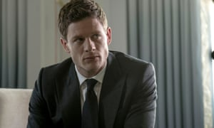 James Norton as Alex Godman in McMafia.