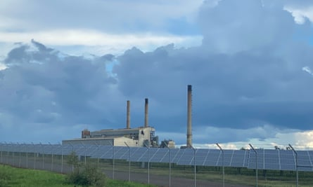 Shine Energy listed Glencore as project partner on proposal for Collinsville power station.