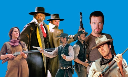 Godless; The Hateful Eight; The Magnificent Seven; Firefly; Rawhide