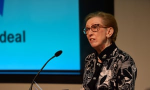 The co-chair of the People's Vote campaign, Margaret Beckett