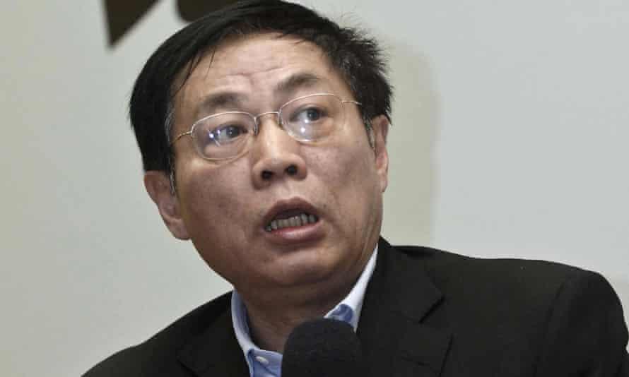 Ren Zhiqiang, who publicly criticized President Xi Jinping's handling of the coronavirus pandemic, was sentenced to 18 years in prison
