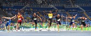 Jamaica's Omar McLeod