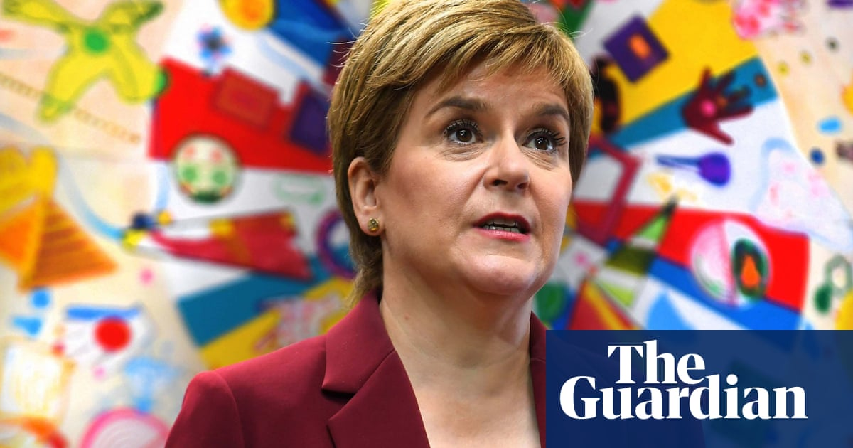 Sturgeon on brink of cooperation deal with Scottish Greens