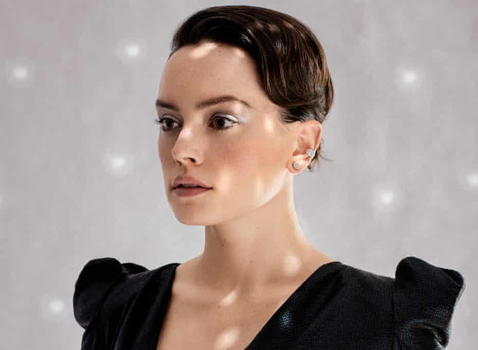 Actor Daisy Ridley