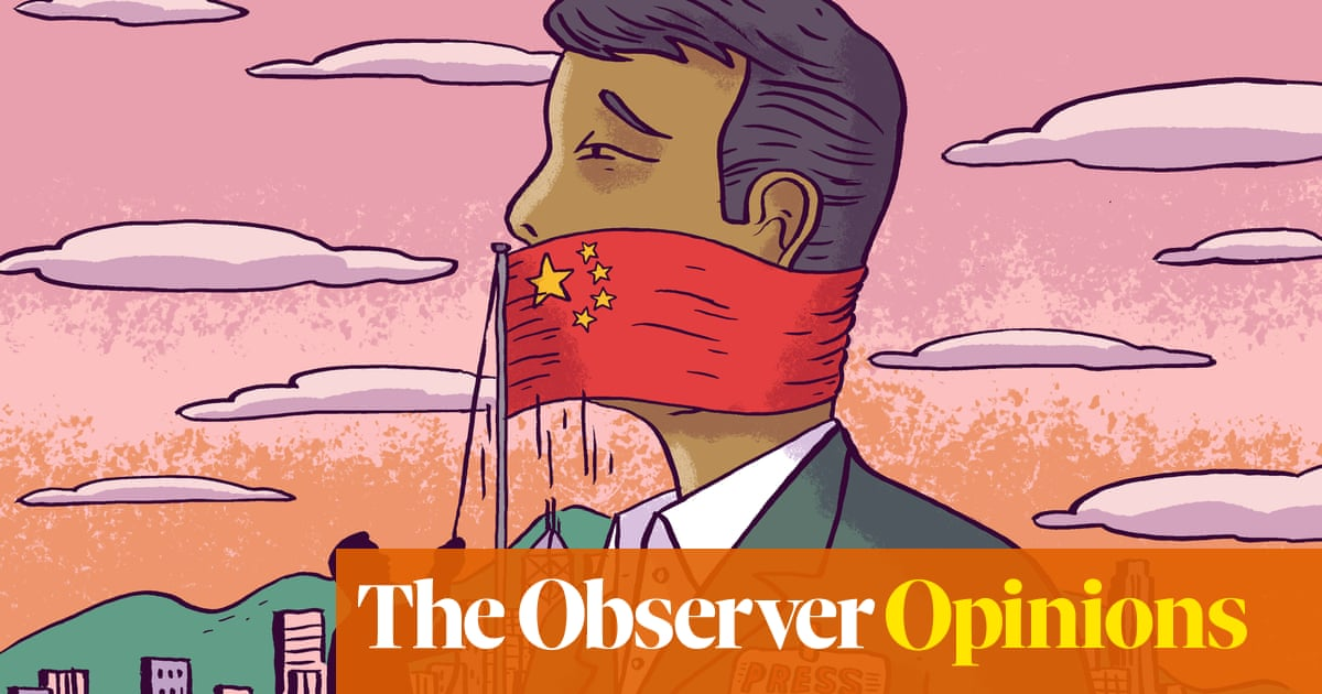 I covered Hong Kong for decades. Now I am forced to flee China's 'white terror' | Steve Vines