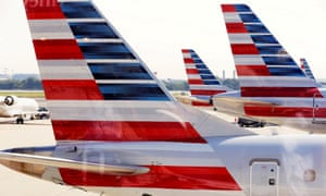 The No 1 US carrier, American Airlines, said the outage was affecting regional carriers nationwide.