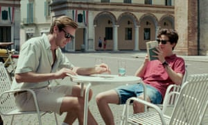 'Clothes are a way to find elements the audience can identify with' … Call Me By Your Name, 2017.
