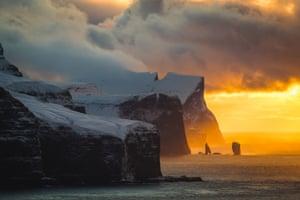 Kallurin, Kalsoy islands, Faroe Islands