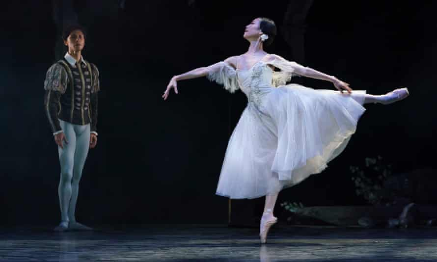 A production of Giselle last year at the Birmingham Hippodrome