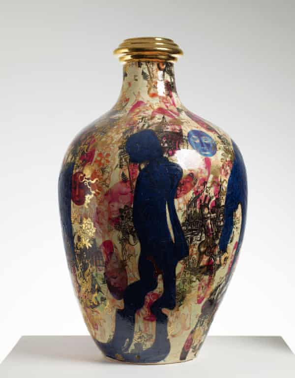 Grayson Perry's In Praise of Shadows, (2005).