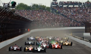 This year's Indy 500 will play out in front of hundreds of thousands of fans