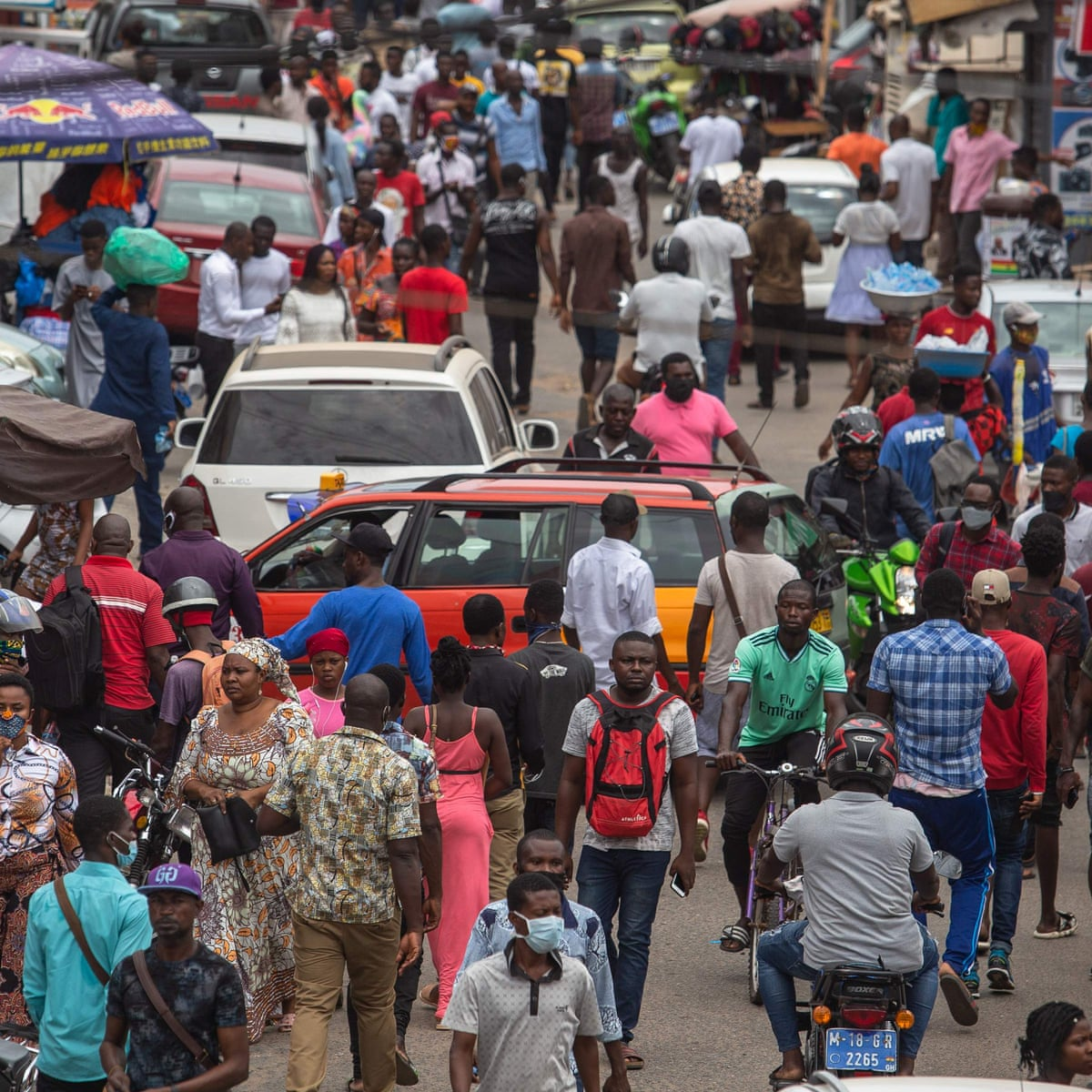 Easing of lockdown a relief to Ghana's poor – despite fears it is premature    Global development   The Guardian