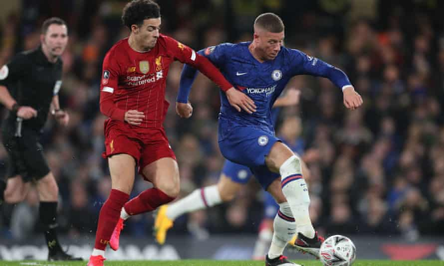 Ross Barkley helped Chelsea into the last eight of the FA Cup, which the FA's chief executive Mark Bullingham wants to complete by 30 June.
