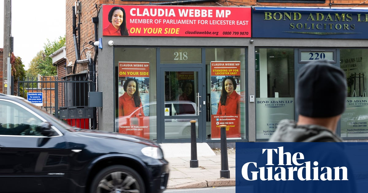 'A growing divide': Leicester East faces potential loss of second Labour MP
