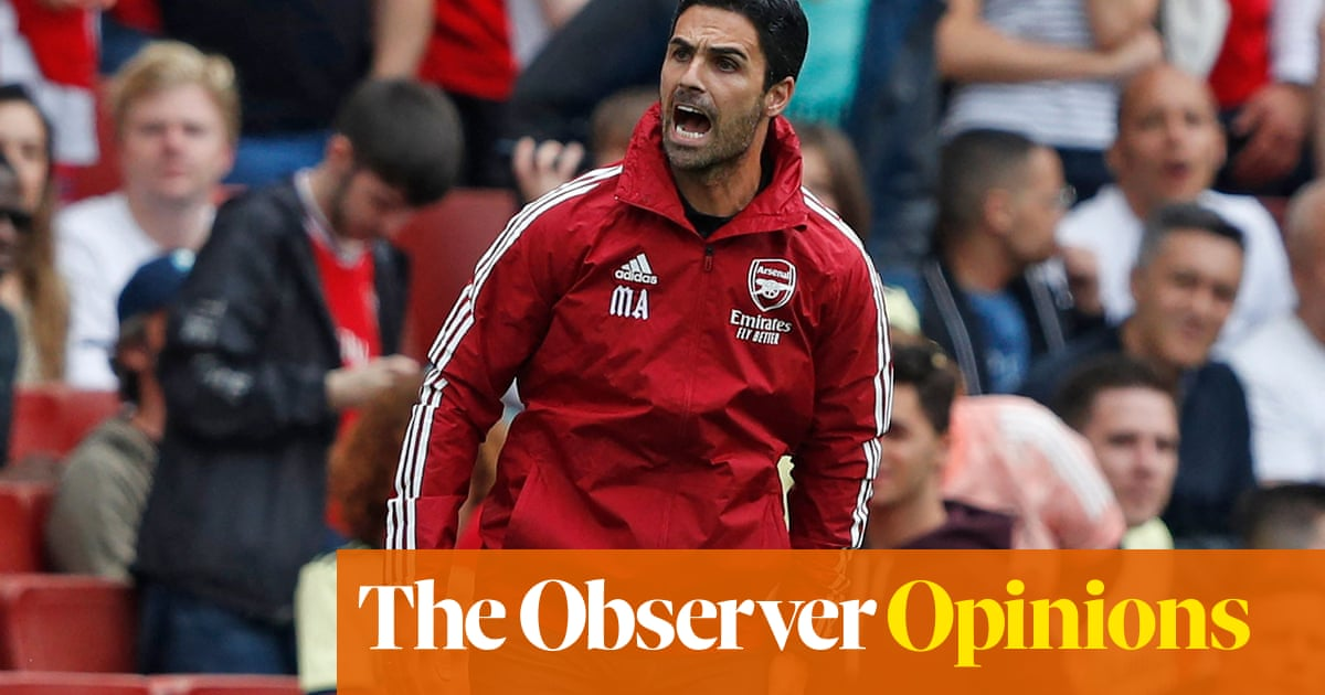 Another defeat and Mikel Arteta's Arsenal DNA may not be enough to save his job | Jonathan Wilson