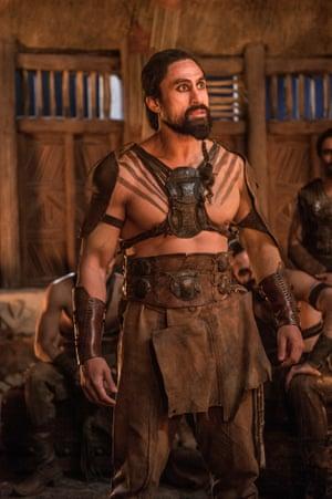 Joe Naufahu as Khal Moro