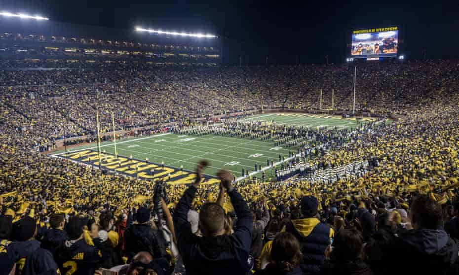 Michigan fans, along with thousands who support other teams, will not see their teams play this year