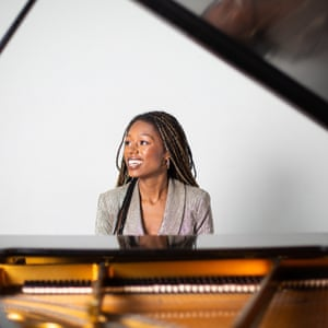 Pianist Isata Kanneh-Mason, making her proms debut in this year's special season