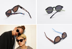 The eyes have itDutch eyewear brand Ace and Tate launches The Misfits collection exclusively on Depop. Expanding their Reframe initiative, the latest collection of vibrant sunnies is formed from surplus, repurposed acetate. Cult favourites, Heather, Colin and Capri are reimagined into three limited-edition colourways, from Spotty Confetti to blues, golds, and purples. Glasses from, £75, Reframe by Ace & Tate, depop.com
