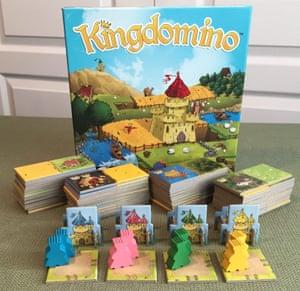Kingdomino board game