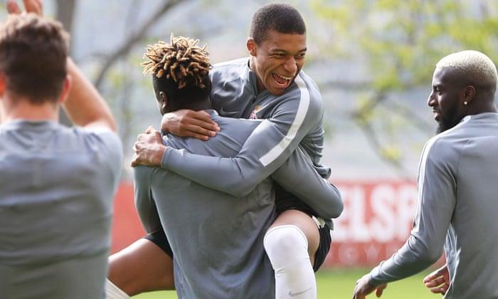 Kylian Mbappé The Teenage Monaco Striker Taking Europe By Storm