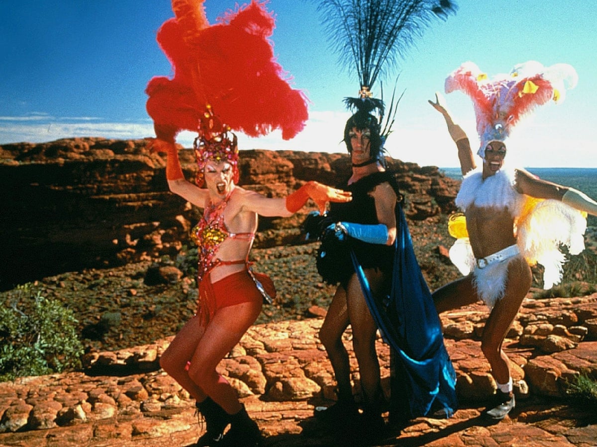 The Adventures of Priscilla, Queen of the Desert review – riotous return  trip | Comedy films | The Guardian