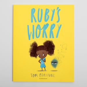 Ruby's Worry, book