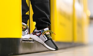 The EQT Support/93 Berlin shoe