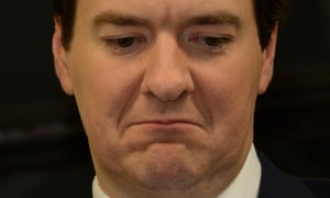 UK Chancellor George Osborne