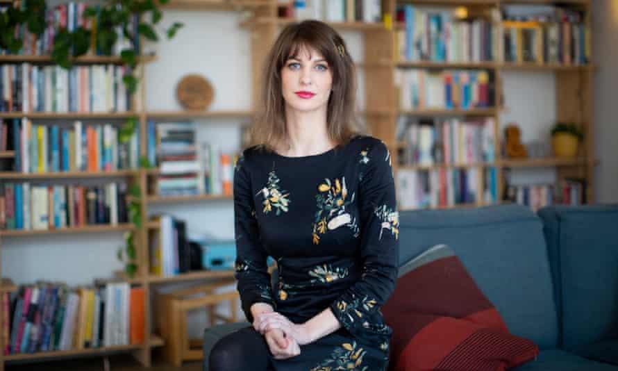 Australian author and academic Gemma Carey