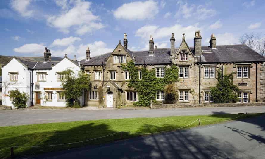 The Inn at Whitewell, near Clitheroe, Lancs