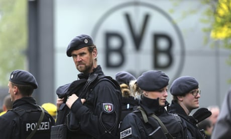 Borussia Dortmund blasts: letters claiming responsibility may be fake