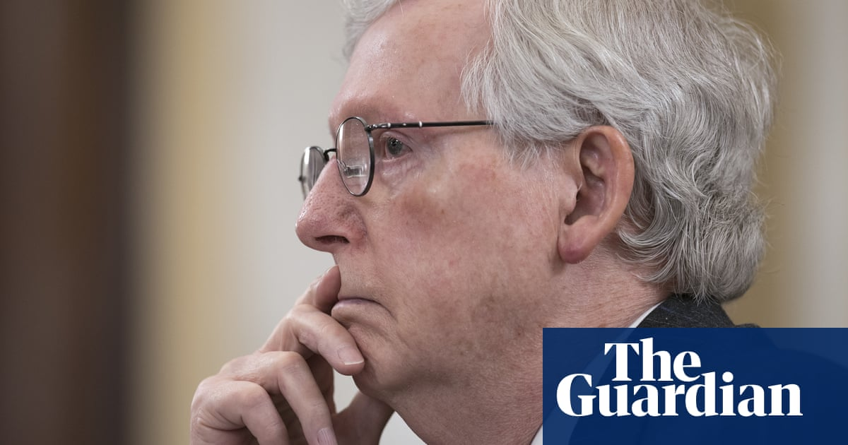 McConnell tells CEOs critical of voting restrictions to 'stay out of politics'