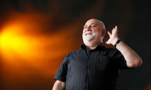 The writer and comedian Alexei Sayle