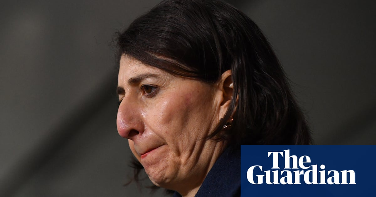 Gladys Berejiklian faces instability within as a Covid storm brews outside