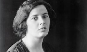 'To go on writing and writing well just can't be forgiven' … Rebecca West.