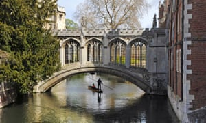 'Academic freedom is the overriding principle on which the University of Cambridge is based,' the institution said in a statement.