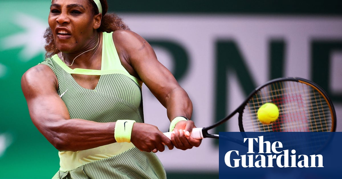 French Open draw opens up as Serena Williams beats Danielle Collins