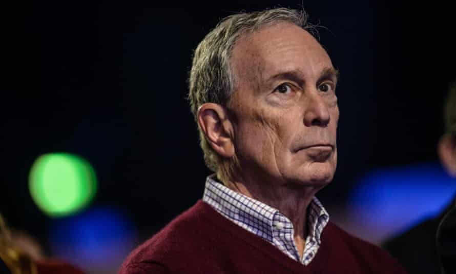 Michael Bloomberg Republicans US election 2016