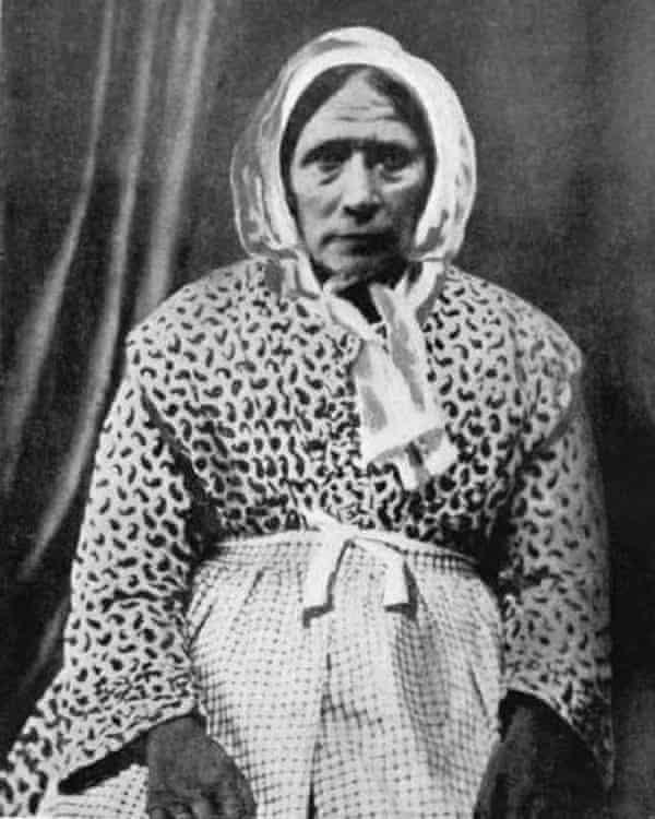 Kitty Wilkinson, creator of Britain's first public washhouse.