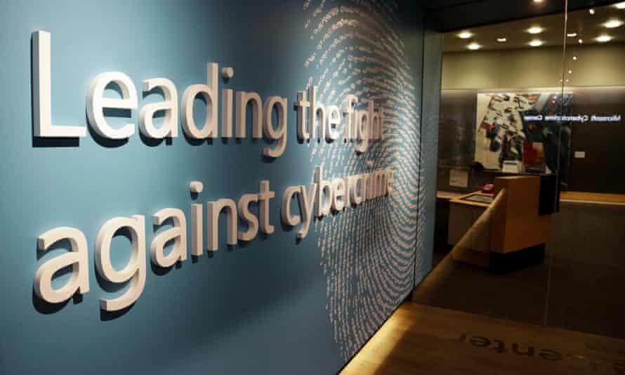 The Microsoft Cybercrime Centre in Washington.