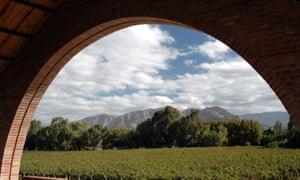 La Merced winery.