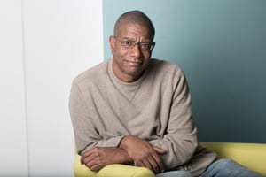 US author and Man Booker prize winner Paul Beatty.