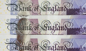 The strong pound is making imports cheaper, helping to put a lid on inflation.