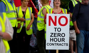 According to the TUC research, one in 10 workers are in precarious job positions.