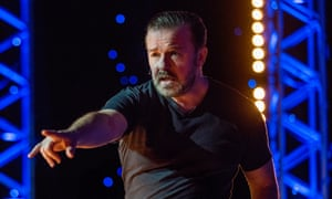 'A pleasure to watch': Ricky Gervais: Humanity.