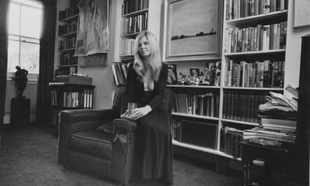 'Her kindness is instinctive': Jilly Cooper in 1971